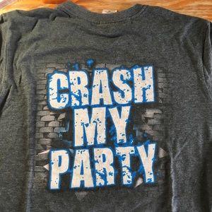 Other - Luke Bryan Crash My Party Album Concert T-Shirt